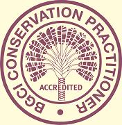 BGCI conservation practioner accredited