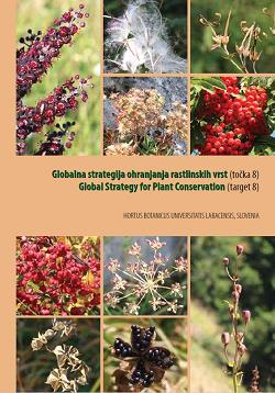 Global strategy, plant conservation, target 8